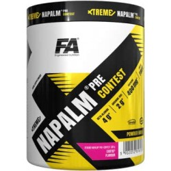 XTREME NAPALM PRE-CONTEST - 500G - FITNESS AUTHORITY