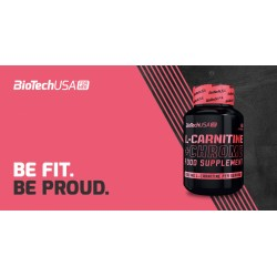 BioTech Usa L-CARNITINE + CHROME 60caps