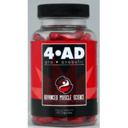 ADVANCED MUSCLE SCIENCE 4 AD