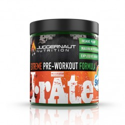 T rate JUGGERNAUT PRE-WORKOUT