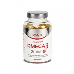 Evolite Nutrition Omega 3 - 100 softgels