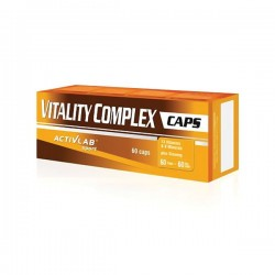 Activlab Vitality Complex  60 tabs