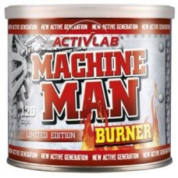 Activlab Machine Man Burner 120 Καψουλες