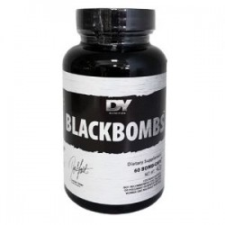 Dorian Yates Black Bombs 60 caps