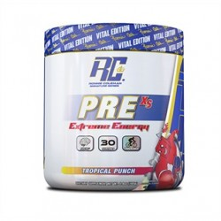 RCSS Pre XS 165g 30 Servings
