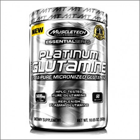 MuscleTech Platinum-Glutamine