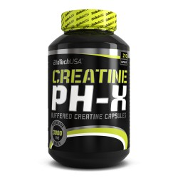 Biotech USA Creatine PH-X 210 κάψουλες