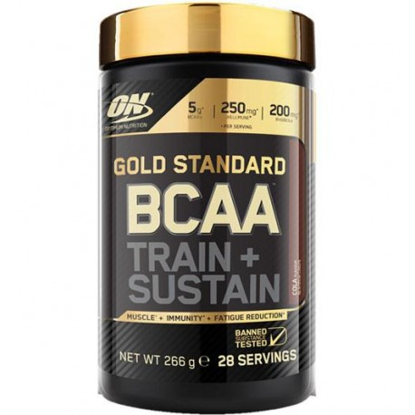 ON BCAA optimum nutrition