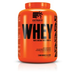 Extrifit Whey 100% Instant Whey Protein 2000g