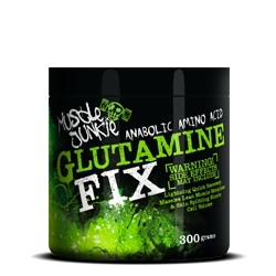 Muscle Junkie Glutamine Fix 300g