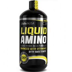 BiotechUSA Liquid Amino 1000ml
